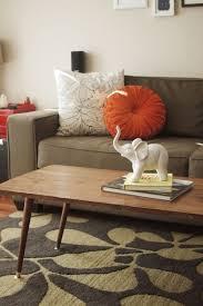 mid century modern coffee table furniture diy b67 mid