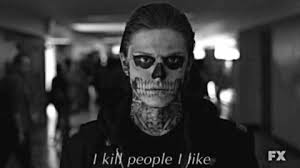 Tate Langdon Quotes Impressive American Horror Story Ahs Quote GIF Find Share On GIPHY