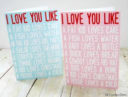 i love you like printable valentine cards