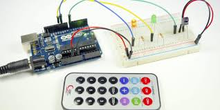 Arduino Wireless Light Switch How To Set Up An Ir Remote And Receiver On An Arduino