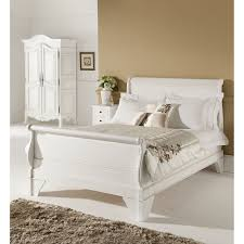 neiman marcus bedroom furniture. White Wooden Bed By Neiman Marcus Furniture With Area Rug And Nightstand For Bedroom Decoration Ideas L