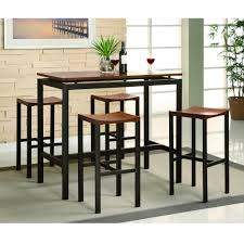Furniture: Counter Height Table Set Elegant Counter High Dining ...