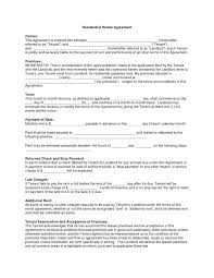 Renters Lease Application Renters Lease Agreement Template Free Rental Form Best Of Basic