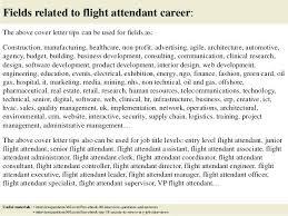 Flight Attendant Sample Resume Amazing Idea Cover Letter For Flight