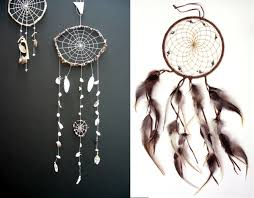 How To Make Authentic Dream Catchers Cherry Coloured Blog Archive dream catcher 47