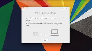 Stream PlayStation 4 games from the console to your Mac with