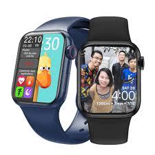 VINETTEAM đồng hồ thông minh HW12 series 6,sử dụng công nghệ cao chống nước  ip67,đổi được hình nền, kết nối bluetooth có tiếng việt , nghe gọi nhắn tin  , theo dõi