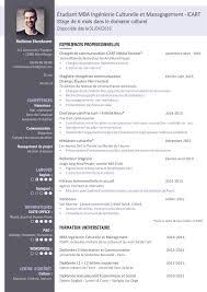 Free Modern Resume Template Docx Curriculum Vitae Sample Cv Europass