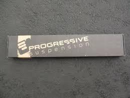 Progressive Suspension Fitment Chart Progressive Suspension 11 1521 Fork Springs