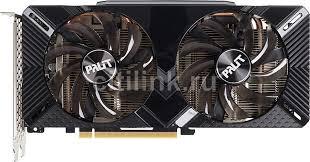 <b>Видеокарта PALIT</b> nVidia <b>GeForce RTX</b> 2060 , PA-RTX2060 DUAL ...