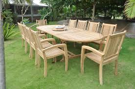 garden set. View The Full Image 10 Seater Clearance Teak Garden Furniture Set N
