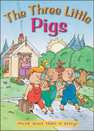the three little pigs big book and e book inside stories traditional tales