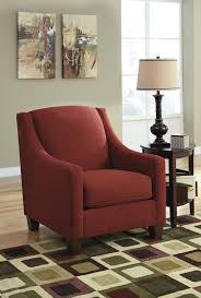 fancy design ashley furniture accent chairs yvette steel showood within ashley showood accent chair