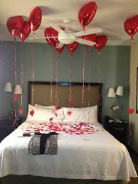 hotel room for boyfriend birthday