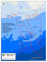 Tide Chart Orange Beach Alabama Artificial Reefs Outdoor Alabama