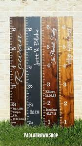 Etsy Height Chart Wooden Height Chart Kids Height Chart Height Chart For Girls Family Height Chart For Boys Wooden Growth Chart Children Height Chart Children