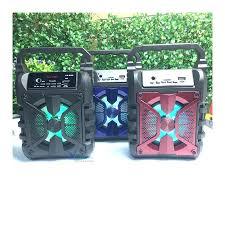 Loa Kẹo Kéo Karaoke Bluetooth Mini LM S408 Giá Rẻ