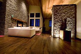 Decorations:Modern Architectural Wall Panels Treatment For Living Room  Unique Living Room Design With Brick