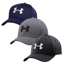 under armour hats. under armour men\u0027s ua blitzing ii stretch fit cap - hats