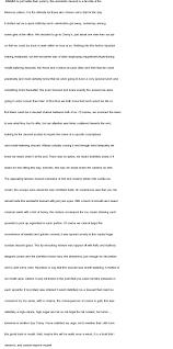 essay describing essay