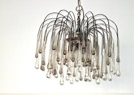 metro modern murano tear drop crystal chandelier teardrop crystal chandelier
