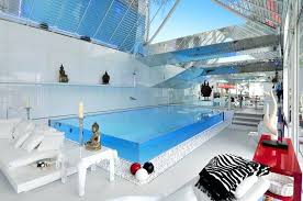 glas pool glass pool at the strand glass pool enclosure cost