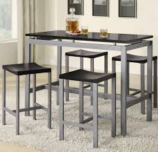 counter height dining table set. Coaster Atlus 5 Piece Counter Height Dining Set - Item Number: 150095 Table