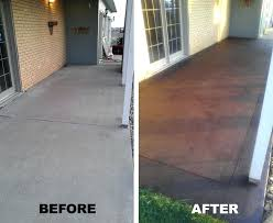 concrete porch paint ideas best of painted concrete patio front porch stained must for my