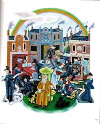 Basic English Practise: SONG: The Beatles - Penny Lane
