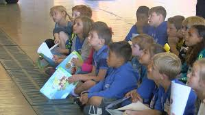 Valley View students learn about safety