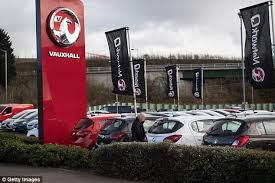 Vauxhall Set To Cancel Contracts With All 326 Dealers In The Uk ...