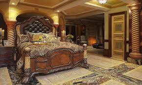 Luxury Bedroom By Michael Amini 231