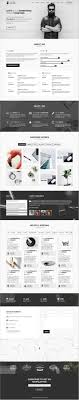 Ideas Of Creative Resume Portfolio Website Lovely 25 Trending