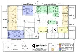 office design and layout. Modern Office Layout Plan Executive Design Wondrous Home Small And