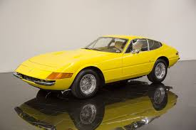 Discover the ferrari 365 gtb4, the gran turismo model launched in 1968, powered by an engine of 4390.35 cc: 1971 Ferrari 365 Gtb 4 For Sale St Louis Car Museum