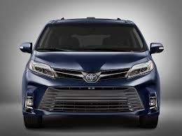 2018 toyota vehicles. modren toyota 2018 toyota sienna limited front photo on toyota vehicles