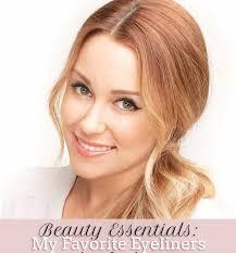 beauty essentials my favorite eyeliner