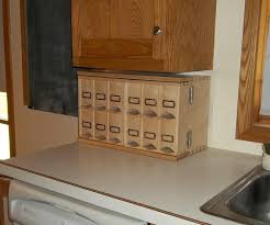 Kitchen Counter Storage Small Countertop Shelf