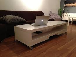 coffee table with wheels ikea design ideas folding low occasional round side wood narrow tea lamps glass lucite