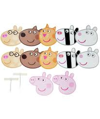 get set for peppa pack at argos
