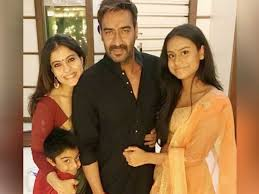 Image result for kajol with family photos
