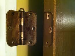 How to Repair Stripped Screw Holes for a Door Hinge.: 8 Steps