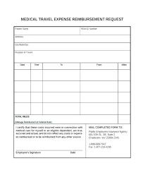 Expense Requisition Form Template Reimbursement Form Template