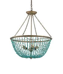 turquoise chandelier lighting. Love This Turquoise Chandelier! Chandelier Lighting
