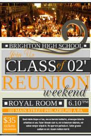 Reunion Flyer Omfar Mcpgroup Co
