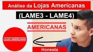 Análise da #LojasAmericanas (#LAME3 - #LAME4) | #AnáliseHonesta de toda a  #BolsadeValores - YouTube