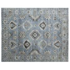 hand knotted wool blue gray area rug and 8x10 exquisite rugs blue and gray area rug
