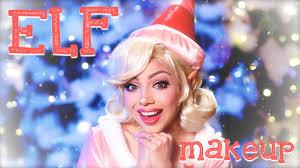 santa s elf makeup ideas mugeek vidalondon