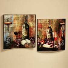 vineyard wine tasting wall art set multi jewel set of two on wine and dine canvas wall art with 28 best wall art images on pinterest home ideas decorate walls