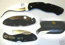 Складные <b>ножи Spyderco</b> зубчатые коллекционная - огромный ...